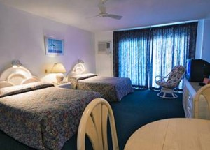 Double Bed Room at Bell Channel